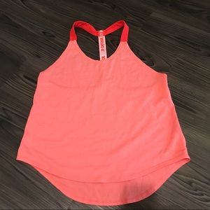 Nike Dry Fit Pink Tank Top Just Do It